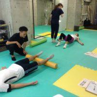 体幹,姿勢改善,セミナー,大阪