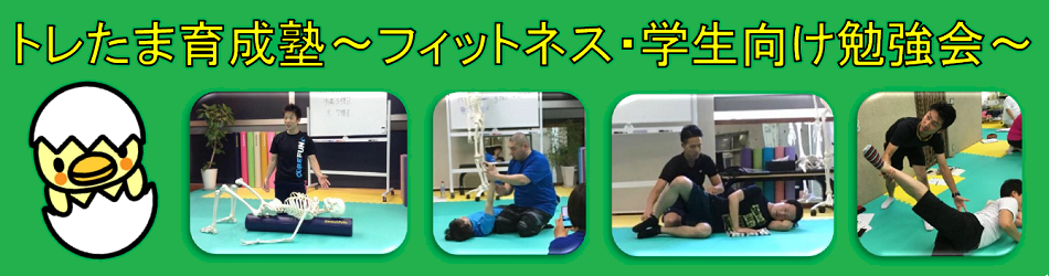 トレたま,勉強会,学生トレーナー,フィットネス,大阪
