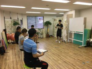 金子至誠,トレーナー,セミナー,大阪